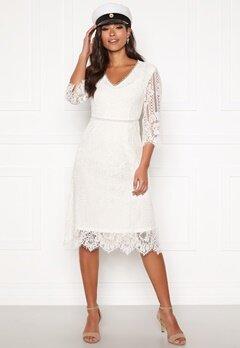 Happy Holly Jenna lace dress White Bubbleroom.se