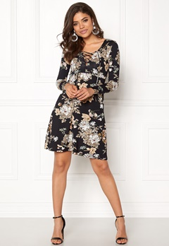Happy Holly Jennifer dress Patterned Bubbleroom.se