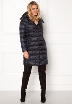 Happy Holly Jennilee down jacket Black Bubbleroom.fi