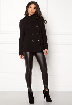 Happy Holly Josey jacket Black Bubbleroom.se