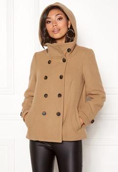Happy Holly Josey jacket Camel Bubbleroom.se