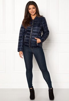 Happy Holly Julia bomber jacket Dark blue Bubbleroom.eu