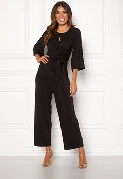 Happy Holly Kim jumpsuit Black Bubbleroom.se