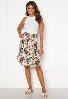 Happy Holly Lina beach skirt White / Floral Bubbleroom.se