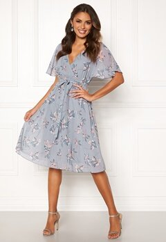 Happy Holly Linette midi dress Patterned Bubbleroom.se