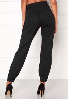 Happy Holly Lottie baggy pants Black Bubbleroom.se