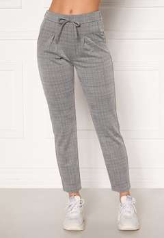 Happy Holly Mathilda high waist tricot pants Green Bubbleroom.se
