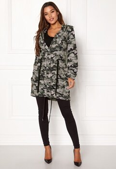 Happy Holly Meg parka Camouflage Bubbleroom.se