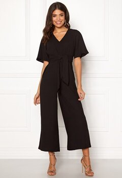 Happy Holly Michelle Jumpsuit Black Bubbleroom.se