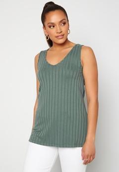 Happy Holly Mila sleeveless tunic Green Bubbleroom.se