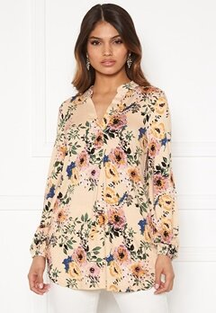 Happy Holly Milly tunic Floral Bubbleroom.se
