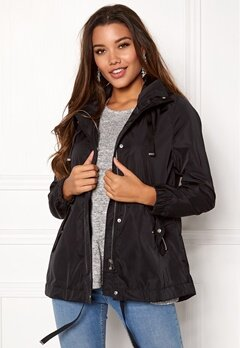 Happy Holly Mimi jacket Black Bubbleroom.se