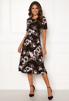 Happy Holly Miriana dress Floral Bubbleroom.se