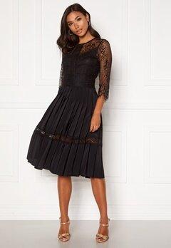 Happy Holly Monica dress Black bubbleroom.se