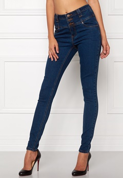 Happy Holly Nova Jeans Mediumdenim Bubbleroom.no
