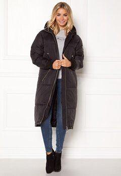 Happy Holly Paulina jacket Black Bubbleroom.se