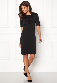 Happy Holly Peyton dress Black Bubbleroom.se