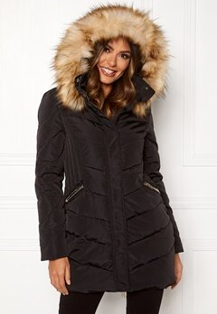 Happy Holly Rachel jacket Black Bubbleroom.se