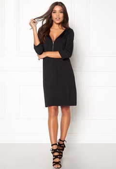 Happy Holly Renata dress Black Bubbleroom.fi