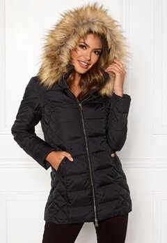 Happy Holly Sadie jacket Black Bubbleroom.se