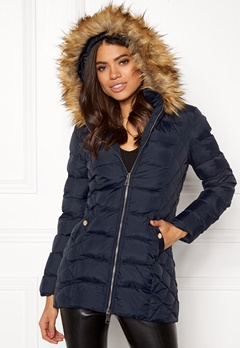 Happy Holly Sadie jacket Dark blue Bubbleroom.se
