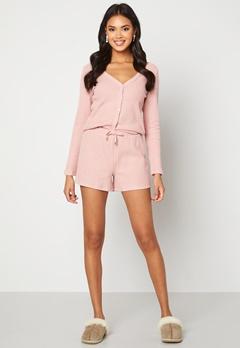 Happy Holly Serena shorts Dusty pink Bubbleroom.se
