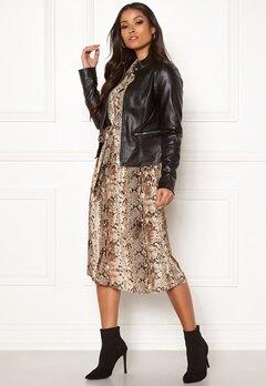 Happy Holly Sigrid jacket Black Bubbleroom.se