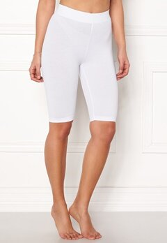 Happy Holly Sofia midi leggings White Bubbleroom.se