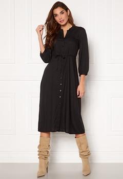 Happy Holly Sophie Midi dress Black Bubbleroom.se