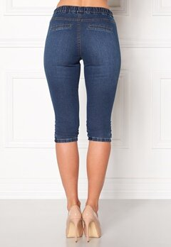 Happy Holly Norah pirat treggings Medium denim Bubbleroom.se