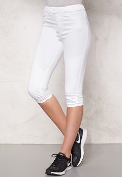 Happy Holly Norah pirat treggings White Bubbleroom.se