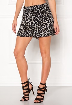 Happy Holly Valerie Shorts Leopard Bubbleroom.se
