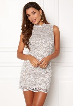 Happy Holly Vienna lace dress White / Mole Bubbleroom.dk