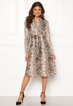 Happy Holly Theresa dress Animal print Bubbleroom.se