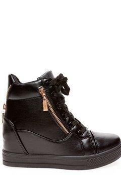 Have2have Sneakers med kilklack, Win Svart Bubbleroom.se