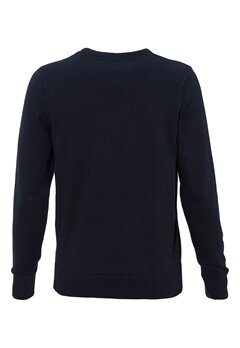 Henri Lloyd Gell Regular Crew Knit NAV Bubbleroom.se