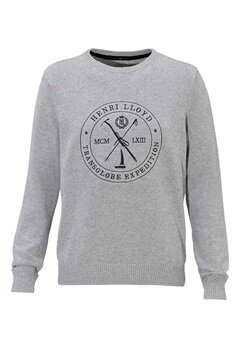 Henri Lloyd Mains Crew Neck Knit GYM Bubbleroom.se