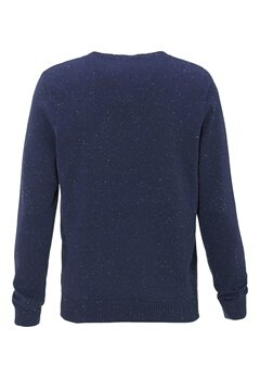 Henri Lloyd Mains Crew Neck Knit NAV Bubbleroom.se