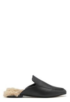 Henry Kole Leah Leather Loafer Black Bubbleroom.se