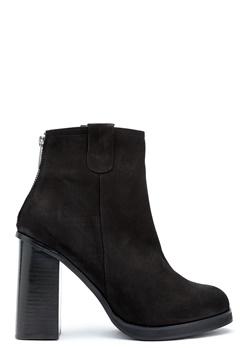 Henry Kole Ottilia Boots Black Bubbleroom.dk