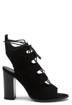 Henry Kole Yenjiro Heels Black Bubbleroom.se