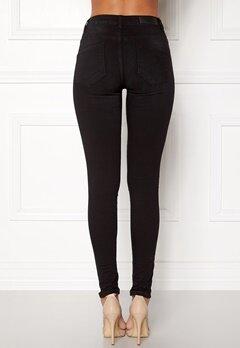 ICHI Hizto Jeans Black Bubbleroom.se