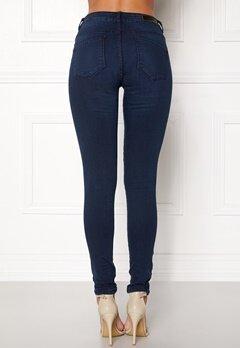 ICHI Hizto Jeans Dark Blue Bubbleroom.se
