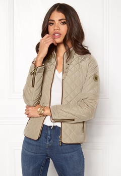 Hollies Canterbury Jacket Beige Bubbleroom.se