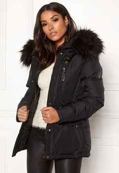 Hollies Livigno Ladies Black/Black Bubbleroom.se