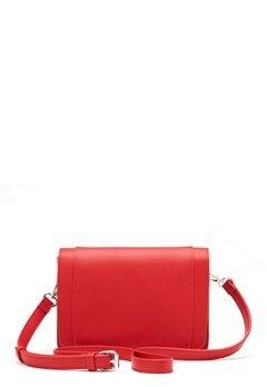 Pieces Iben Crossbody Bag Flame Scarlet Bubbleroom.se