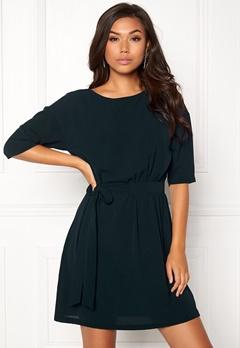 ICHI Asti Dress 14044 Total Eclipse Bubbleroom.se