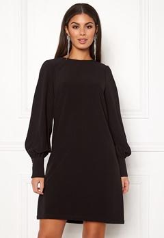 ICHI Belinda Dress Black Bubbleroom.se