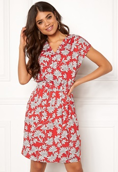 ICHI Bruce Dress 16019 Poinciana Bubbleroom.se