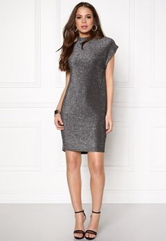 ICHI Karma Dress 10022 Silver Bubbleroom.no